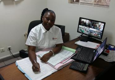 Laurette, gérante rigoureuse et impliquée